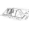 Easy Camp Huntsville Twin Tent